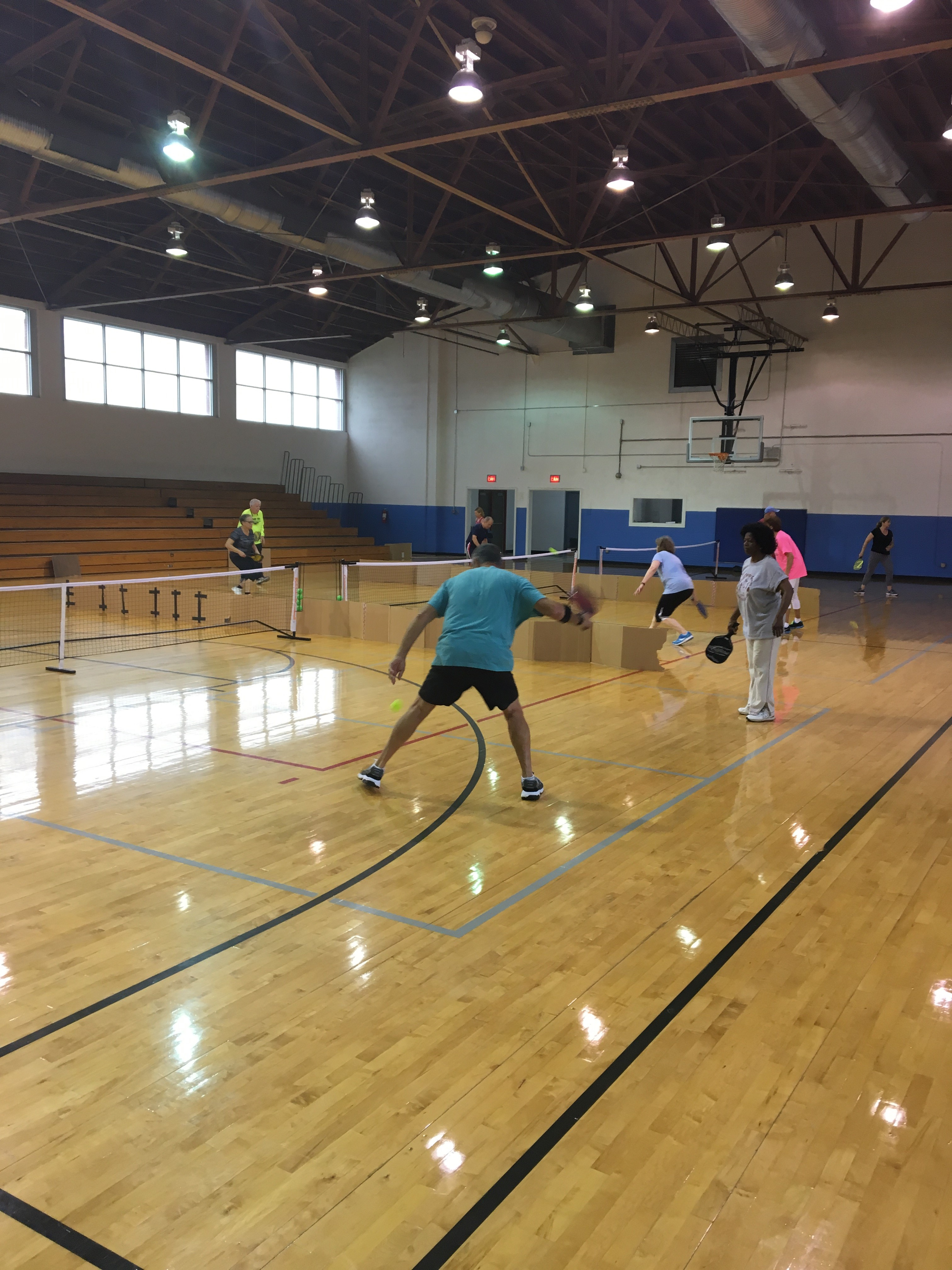 Pickleball club