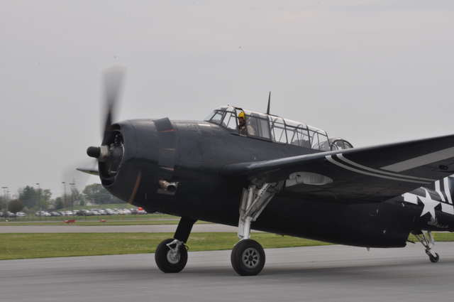 CAF Capital TBM Avenger
