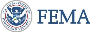 US Department of Homeland Security FEMA Logo