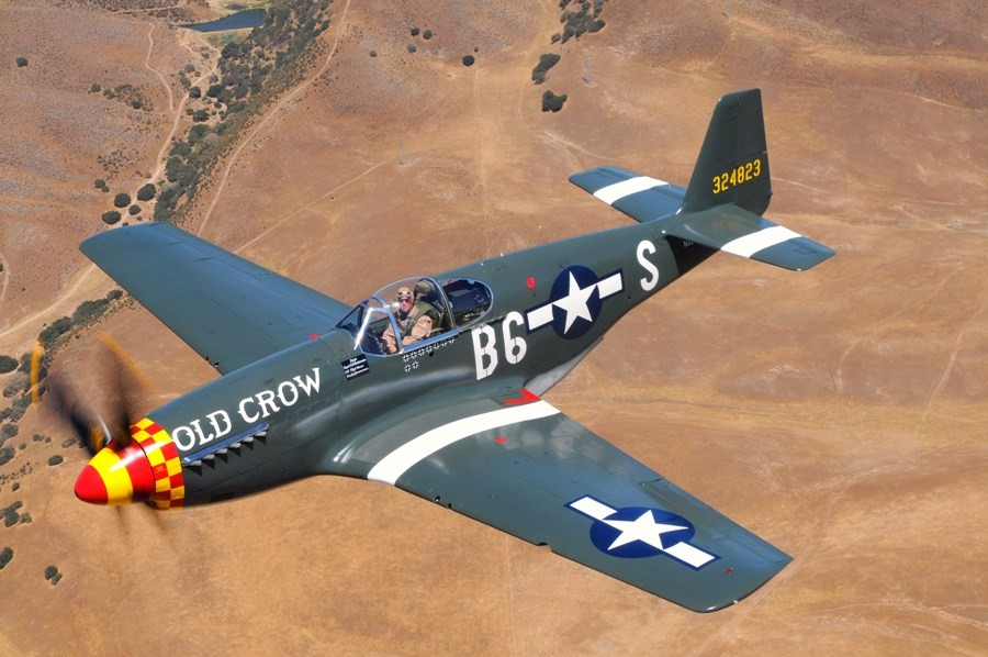 P51 Old Crow