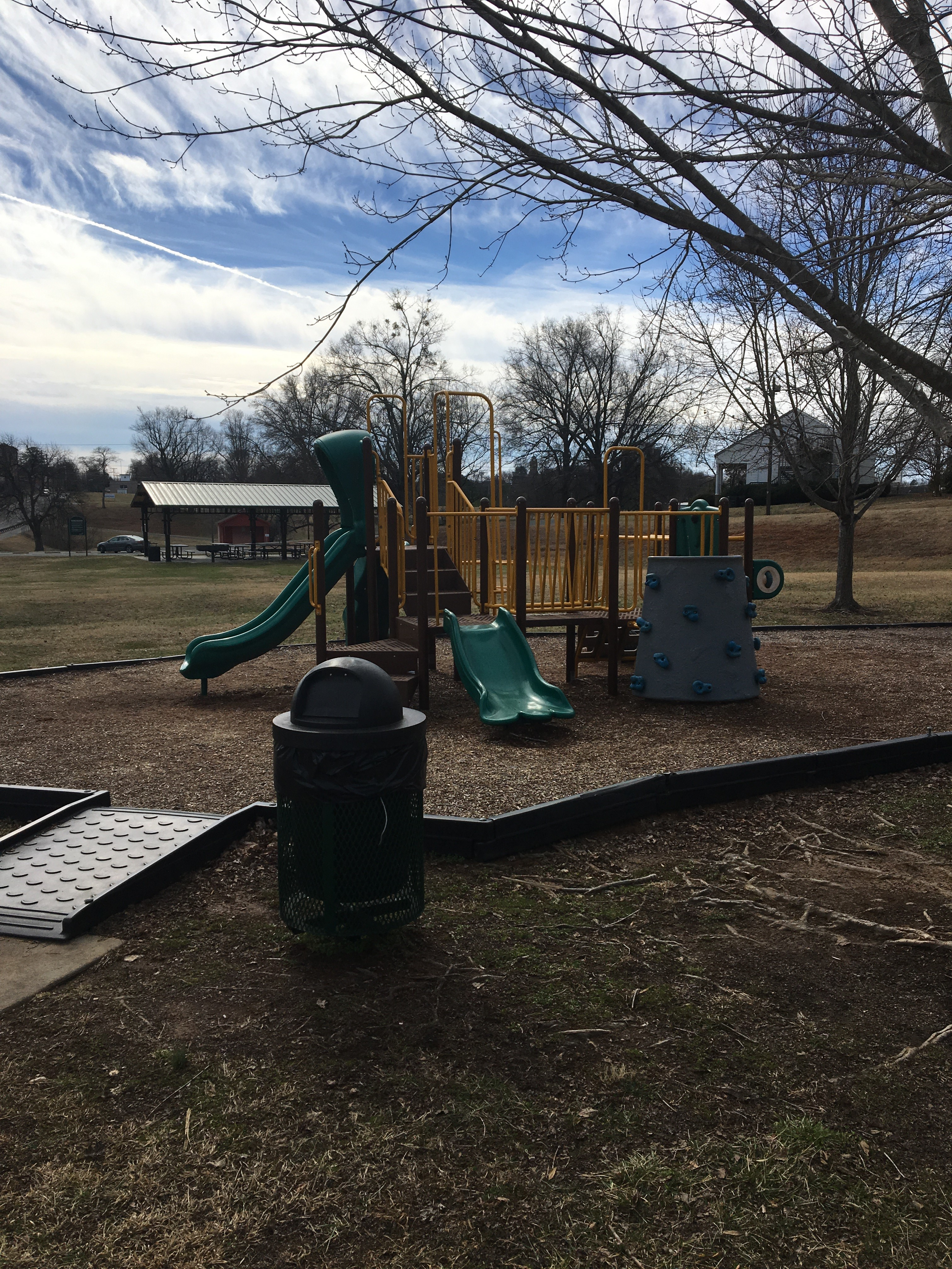 Don Griffin Park Playground