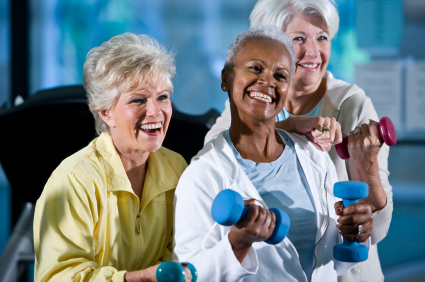 Senior/Fitness programs