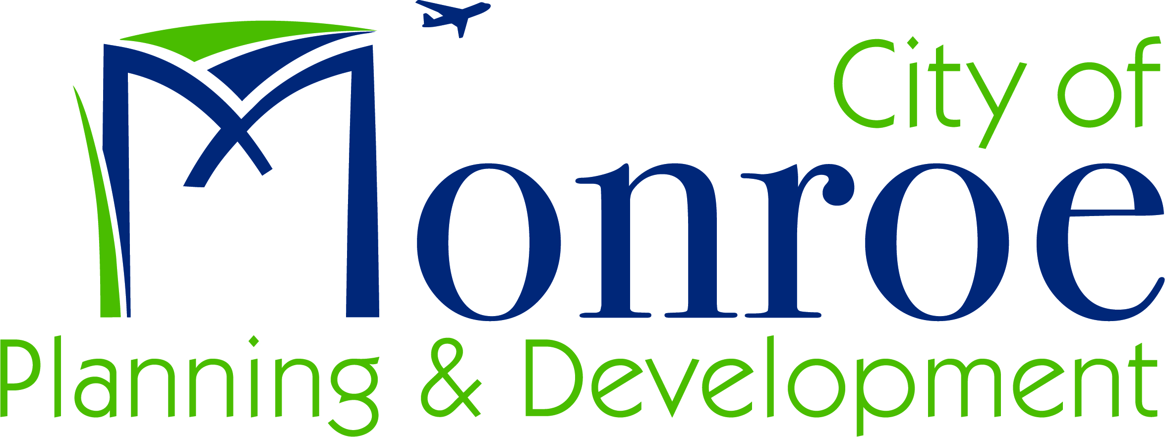 City of Monroe Planning and Development Logo